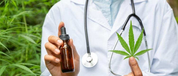 大麻の成分は病気の治療効果が期待される!