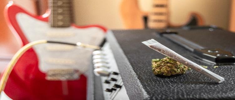 大麻をテーマにした人気の歌