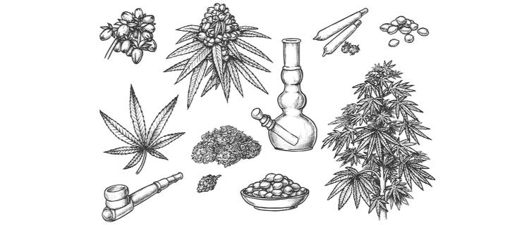 大麻の吸い方4選!それぞれの特徴も徹底解説