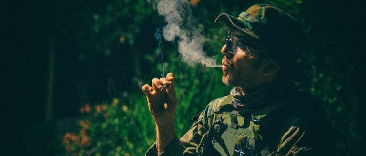 ヘンプバーでマリファナを吸える!