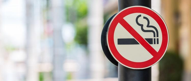 喫煙禁止マーク
