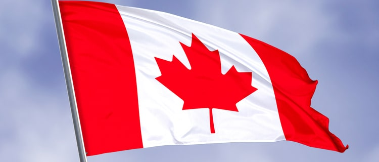 カナダ国旗