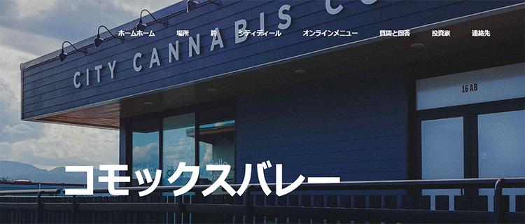City Cannabis Co. |セキュリティに優れたオーダーシステム