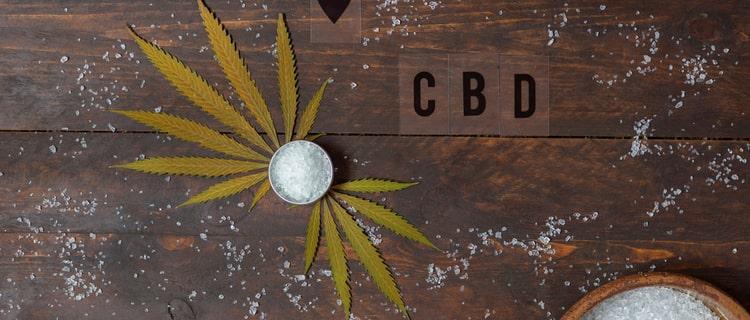 CBDパウダーは量を把握しやすい