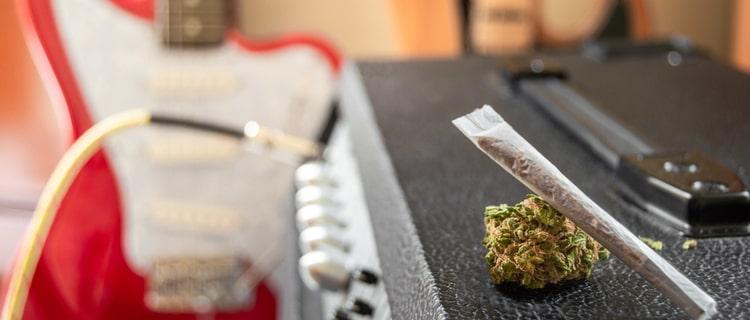 曲の長さで大麻を表現