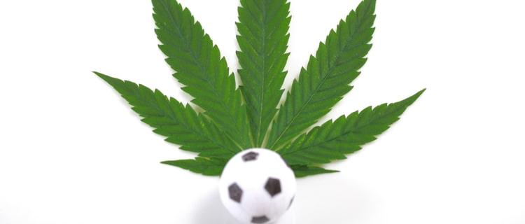 シビアな現状?サッカー選手と大麻にまつわる2つの事例