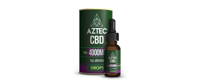 AZTEC CBDオイル40%
