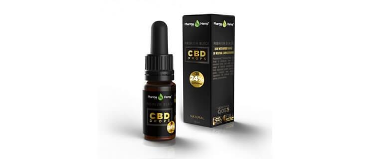 PharmaHemp CBDオイル24%