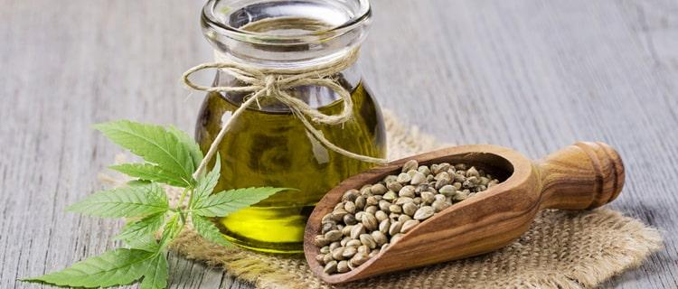 大麻オイルは種と葉