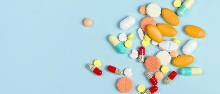 さまざまな錠剤