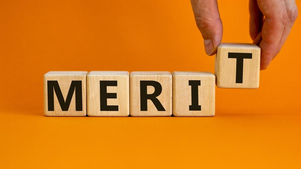 MERITのブロック