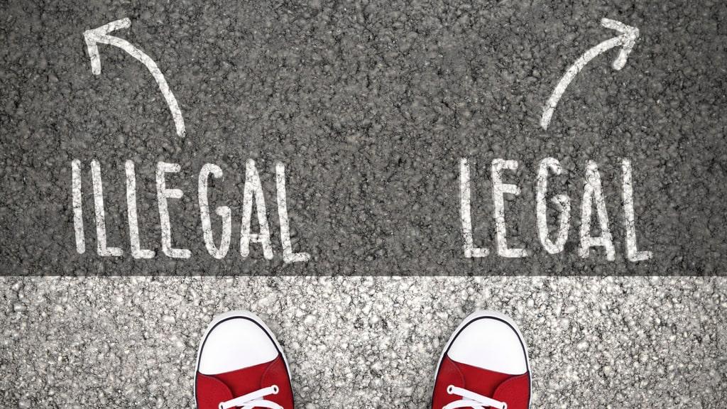 違法と合法